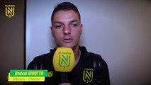 FC Metz - FC Nantes : la réaction des joueurs