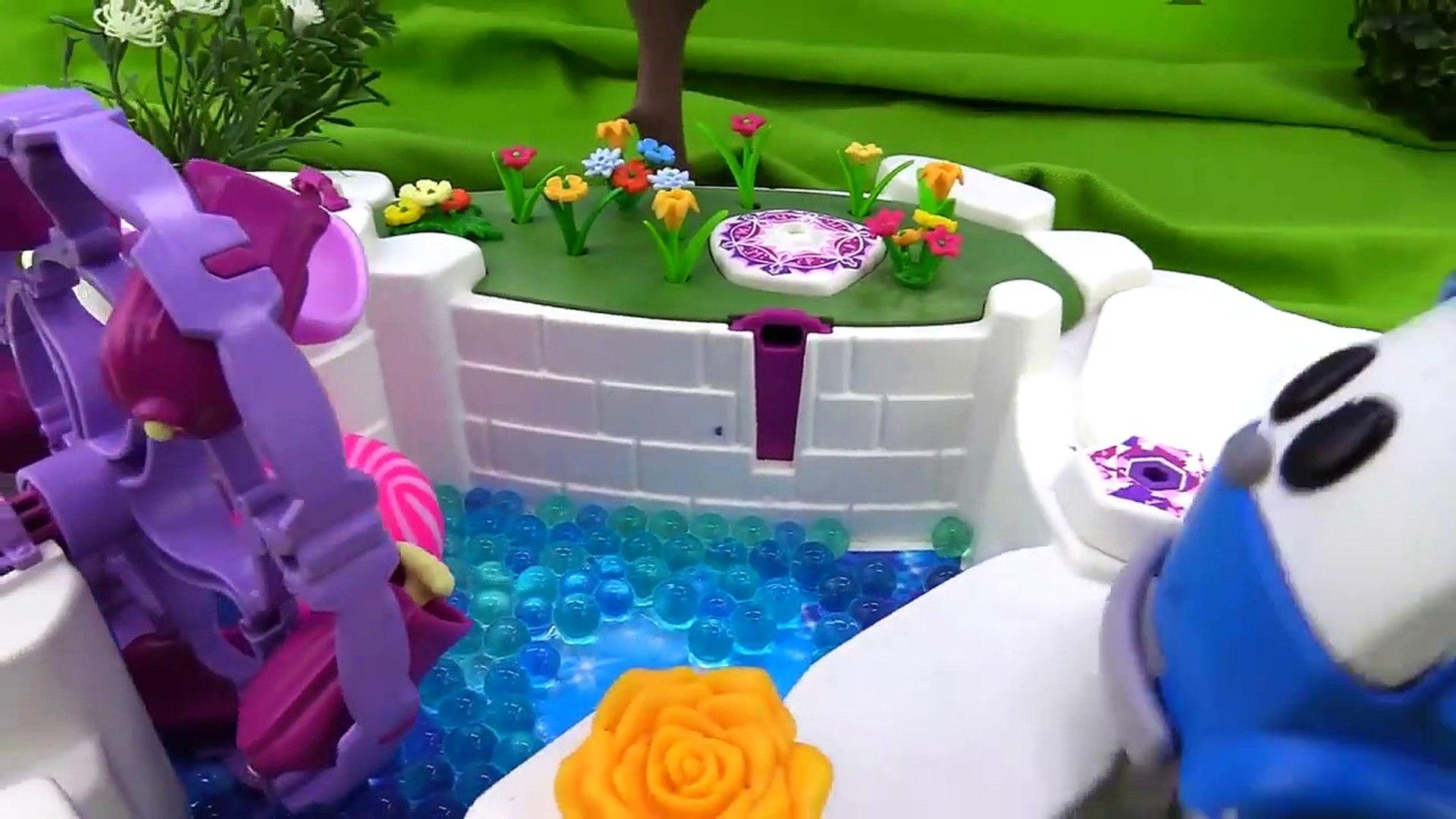 Leo E Max Constroem Uma Casa Leo O Caminhao De Brinquedo Video