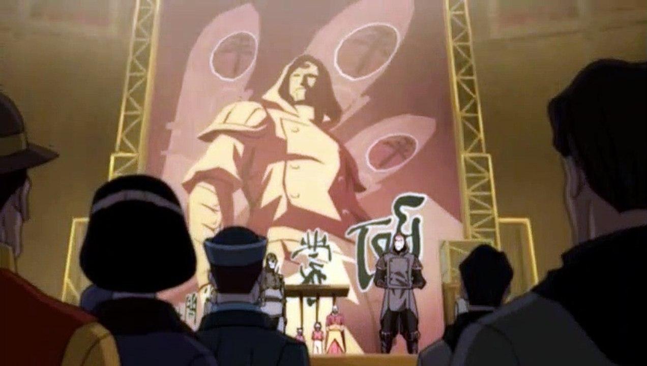 Avatar The Legend Of Korra S01e12 Endgame The Legend Of Korra S01e12