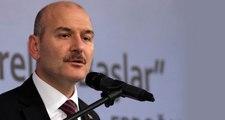 İçişleri Bakanı Süleyman Soylu: Yaptırımlarla toprak bütünlüğümüzü, geleceğimizi almak istiyorsanız avucunuzu yalarsınız