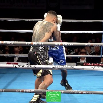 Ashley Theophane vs Kassim Ouma (05-10-2019) Full Fight