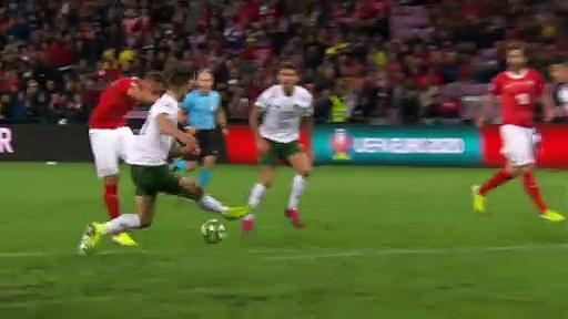 8. Hafta / İsviçre - İrlanda: 2-0 (Özet)