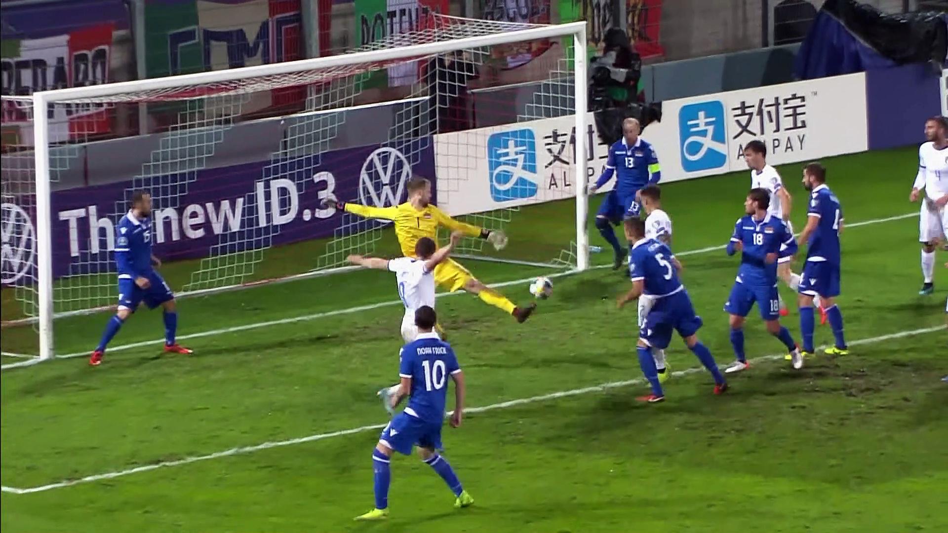 8. Hafta / İtalya - Lihtenştayn: 5-0 (Özet)