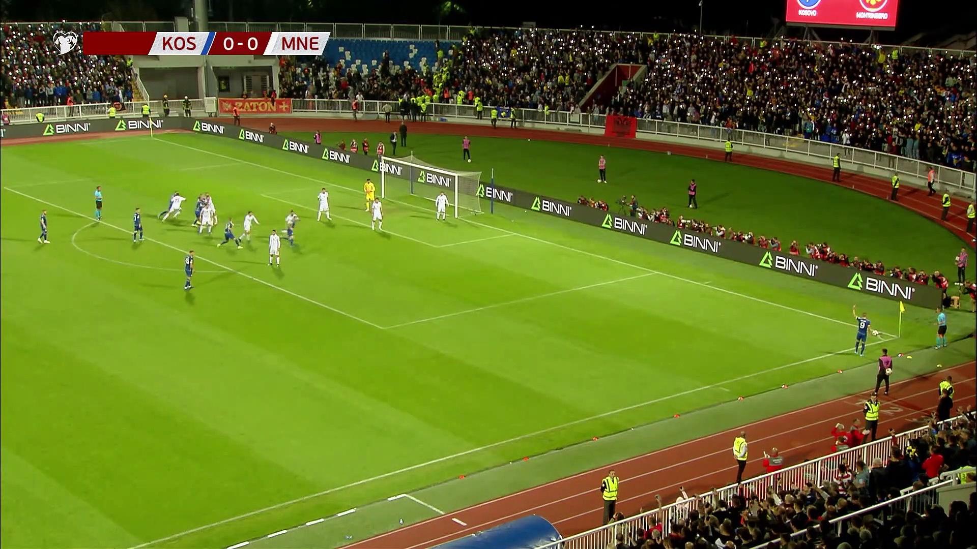 7. Hafta / Kosova - Karadağ: 2-0 (Özet)