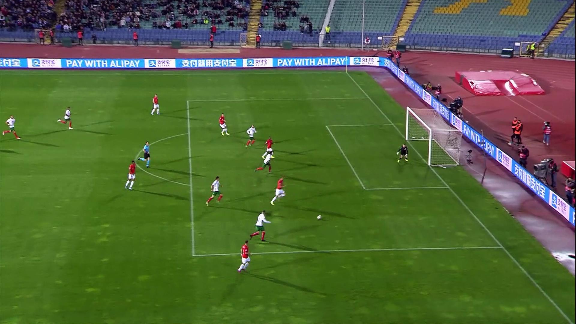 7. Hafta / Bulgaristan - İngiltere: 0-6 (Özet)