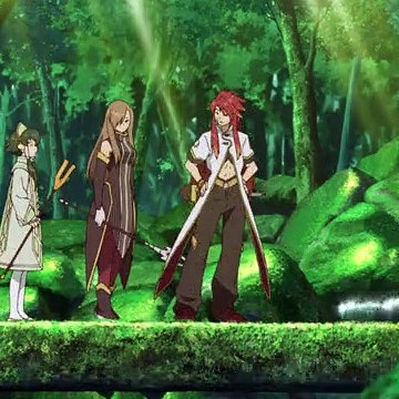 Tales of Abyss E 2 ENG Sub