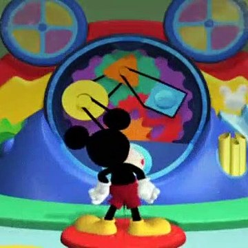 Mickey Mouse Clubhouse - S01E18 - Minnie Red Riding Hood