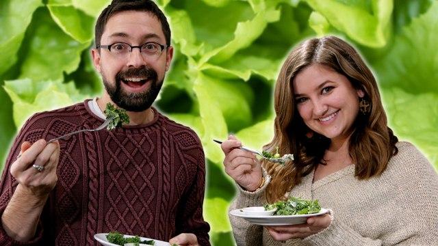 Taste Test:  Trader Joe's Salads