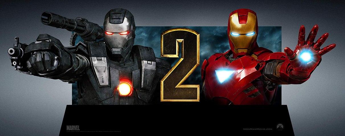 Iron Man 2 movie (2010) Robert Downey Jr., Gwyneth Paltrow, Don Cheadle