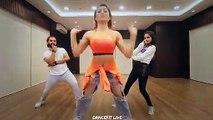 BIJLI KI TAAR _ Ft.Urvashi Rautela _ Tejas & Ishpreet _ Dancefit Live