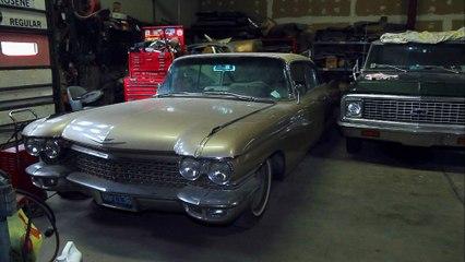 American Pickers: Big Gamble on a Cadillac Fleetwood