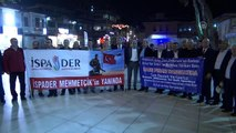 Eyüp Sultan Camisi'nde Mehmetçik'e dua desteği