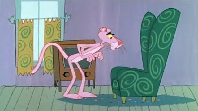 """The Pink Panter season 1 chapter 8 """"Shocking Pink"""""""