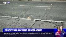 Pourquoi l'état des routes françaises poursuit sa dégradation