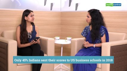 Reporter's Take   Fewer Indians applying for US B-schools