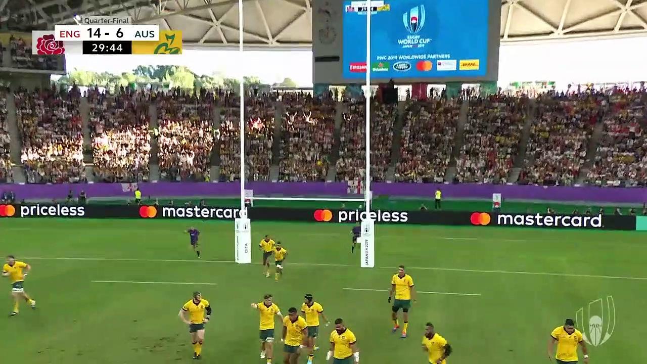 Extended Highlights England v Australia