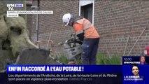 La dernière commune de France sans eau potable va bientôt l'avoir