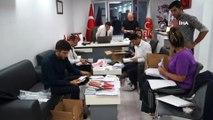 Batmanlı öğrencilerden Mehmetçiğe destek mektubu