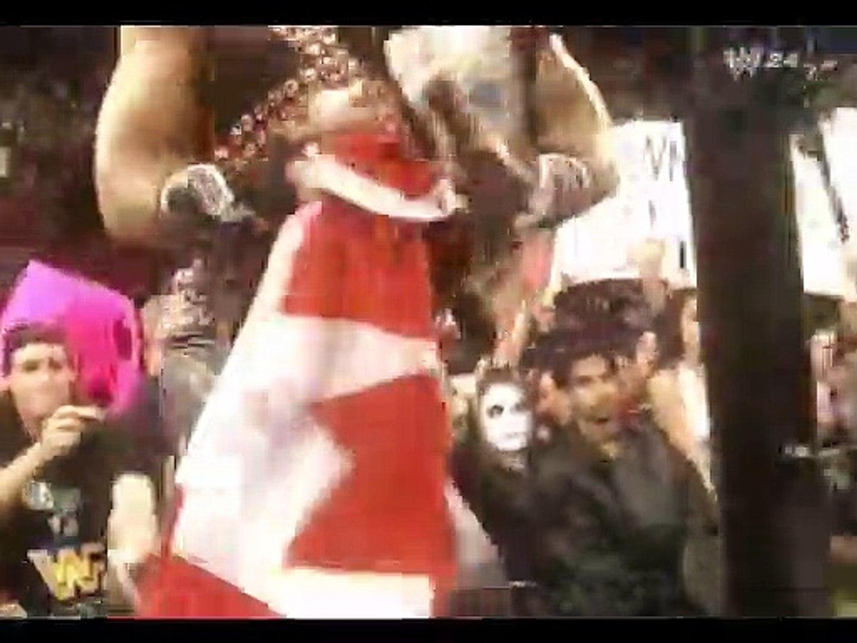 Shawn Michaels vs Bret Hart - Survivor Series 1997