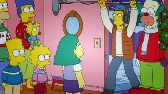 The Simpsons Season 28 Episode 10 The Nightmare After Krustmas