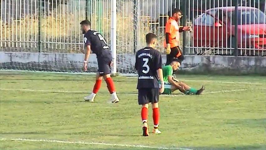 Δάφνη Λιβανατών-Ολυμπιακός Λαμίας 1-0