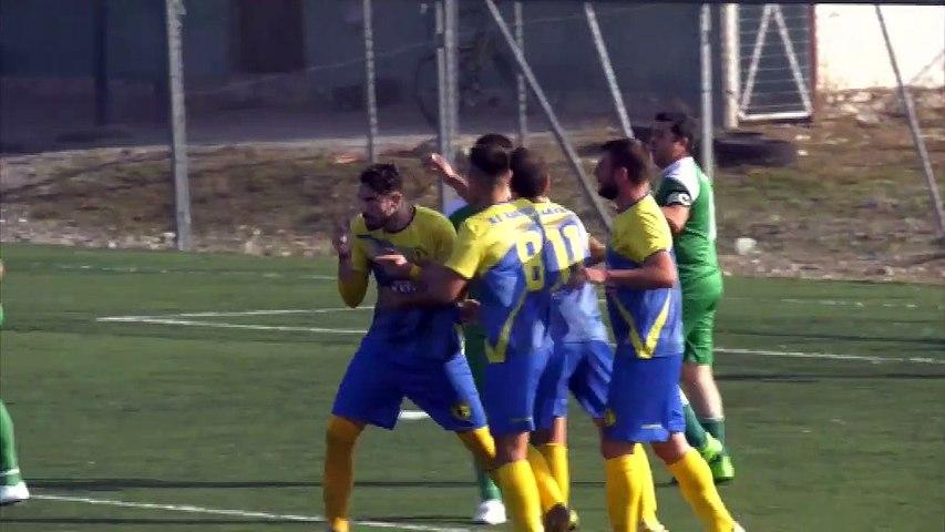 Παμμωλιακός-Καλύβια 2-1
