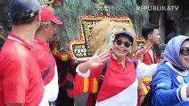 Bentuk Kecintaan Seniman kepada Jokowi-Ma'ruf Amin