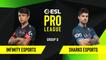 CS-GO - Infinity Esports vs. Sharks Esports [Nuke] Map 1 - Group D - ESL NA Pro League Season 10
