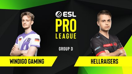 CS-GO - Windigo Gaming vs. HellRaisers [Train] Map 1 - Group D - ESL EU Pro League Season 10