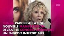 Jane Fonda encore arrêtée : une autre star a connu le même sort