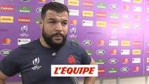 Slimani «Tristes et frustrés» - Rugby - Mondial - Bleus