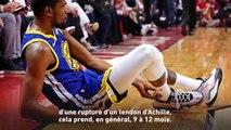 M. Malet «Ma conviction ? Kevin Durant rejouera cette saison» - Basket - NBA