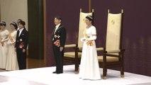 나루히토 일왕 즉위 선포식에 174개국 참석 / YTN