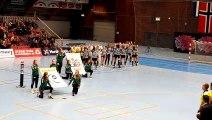 Handball  : en coupe de l'EHF, Besançon jouait ce dimanche en Norvège.