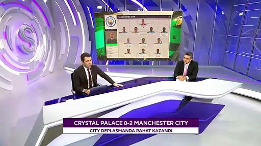 Gökhan Abdik ve Emre Özcan'dan Manchester City değerlendirmesi