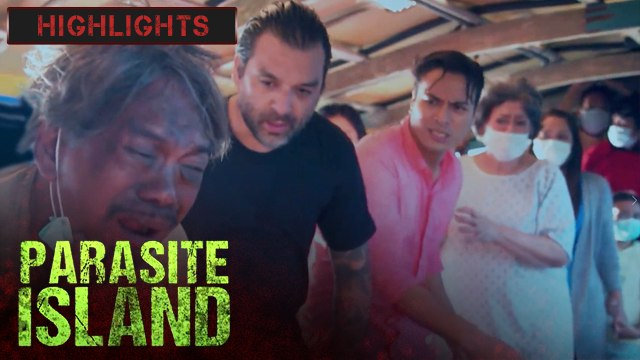 Jessie and Gary join forces to save everyone | Parasite Island