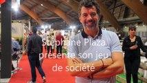 Stéphane Plaza présente son jeu de société
