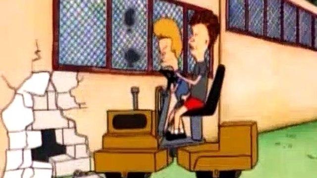 Beavis and Butt-Head Season 5 Episode 50 Steam Roller