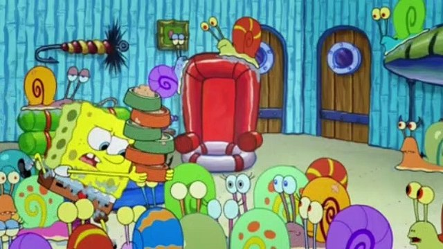 SpongeBob SquarePants Season 10 Episode 32-E33 - Sanctuary & Whats Eating Patrick