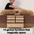 14 genius furniture that magically opens || amazing furniture design || Furniture || home decor furniture || luxury furniture design