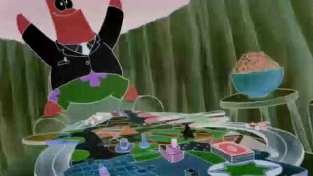 SpongeBob SquarePants Season 10 Episode 34-E35 - Patrick The Game & The Sewers of Bikini Bottom