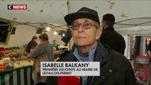 Municipales 2020 : Isabelle Balkany en campagne, malgré la condamnation