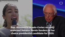 How AOC's Sanders Endorsement May Impact The Democratic Party