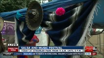 Bakersfield holding their first Salsa and Music Festival Sunday at Stramler Park