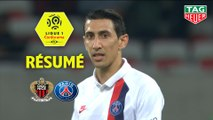 OGC Nice - Paris Saint-Germain (1-4)  - Résumé - (OGCN-PARIS) / 2019-20