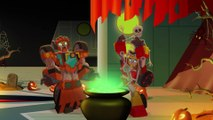 Transformers Rescue Bots Academy Episode 41 Trick or Treat