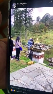 Maharashtra biker arrested by Bhutan police after video of him climbing memorial stupa goes viral