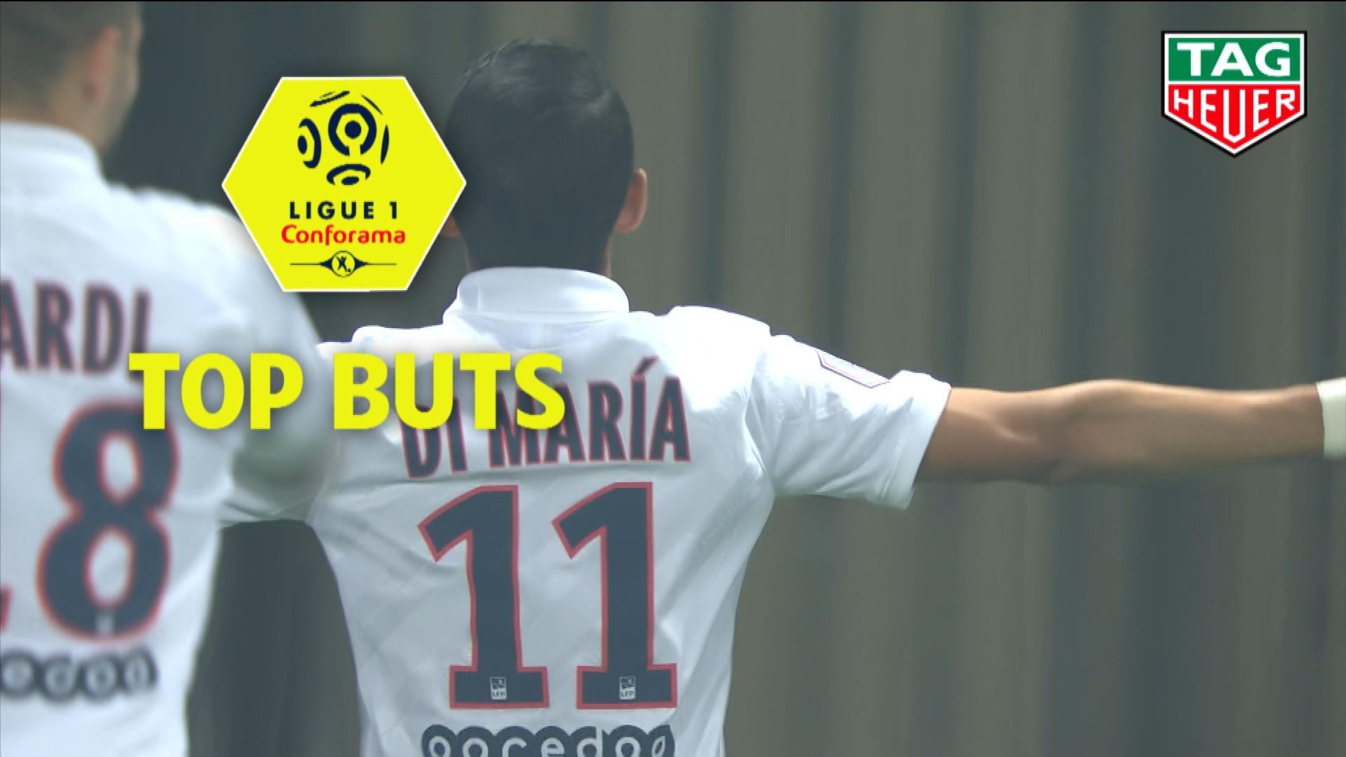 Top buts 10ème journée - Ligue 1 Conforama / 2019-20
