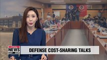 Seoul-Washington defense cost-sharing talks to resume this week in Hawaii