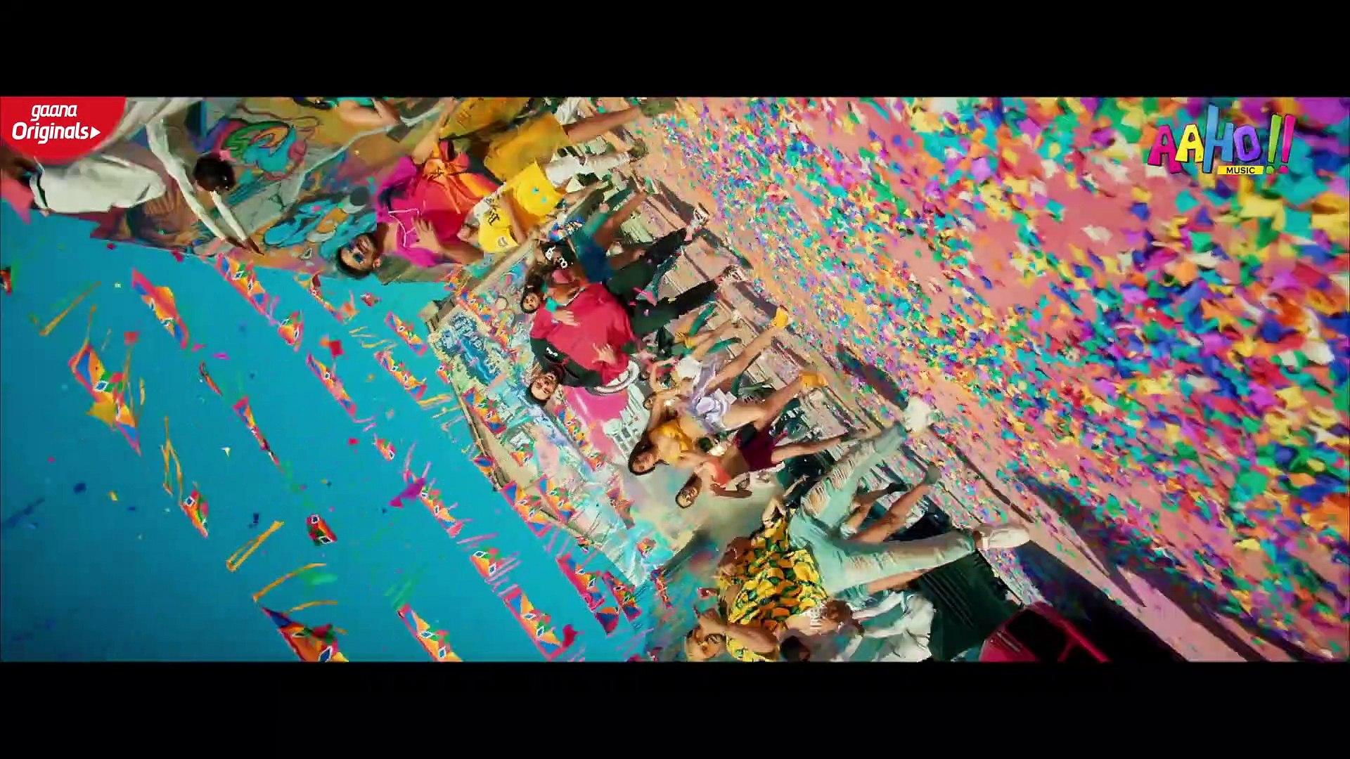 Aaho Mittran Di Yes Hai | Badshah Ft. Nidhhi Agerwal | New Song 2019 | Party Songs | Flixaap